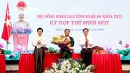 Chỉ huy trưởng Bộ Chỉ huy quân sự Nghệ An được bầu bổ sung Ủy viên UBND tỉnh