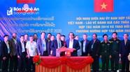 Việt Nam - Lào tổ chức họp Ủy ban hợp tác 2 nước tại Nghệ An