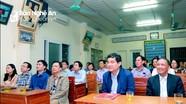 Đồng chí Nguyễn Đắc Vinh sinh hoạt chi bộ tại nơi cư trú