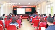 Ban Quản lý KKT Đông Nam Nghệ An quán triệt chuyên đề học tập và làm theo Bác năm 2020