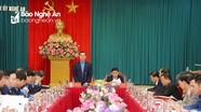 Tăng cường hợp tác, phối hợp giữa Tổng LĐLĐ Việt Nam và tỉnh Nghệ An