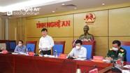 Chủ tịch UBND tỉnh Nghệ An: Chỉ bố trí người thực sự cần thiết làm việc tại cơ quan, đơn vị