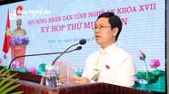 Chủ tịch HĐND tỉnh: Triển khai thực hiện tích cực, hiệu quả các dự án trọng điểm cấp bách