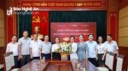 Ủy ban MTTQ tỉnh chúc mừng Báo Nghệ An nhân Ngày Báo chí cách mạng Việt Nam