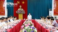 Ban Thường vụ Tỉnh ủy Nghệ An duyệt Đại hội đại biểu Đảng bộ huyện Kỳ Sơn lần thứ XXIII