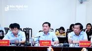 Bí thư Tỉnh ủy Thái Thanh Quý tiếp công dân định kỳ tháng 7