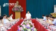Ban Thường vụ Tỉnh ủy duyệt Đại hội đại biểu Đảng bộ huyện Tương Dương nhiệm kỳ 2020 - 2025