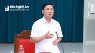 Ban Thường vụ Tỉnh ủy duyệt Đại hội đại biểu Đảng bộ huyện Tân Kỳ nhiệm kỳ 2020 - 2025