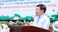 'Đồng chí Nguyễn Duy Trinh - 'vị tư lệnh ngành' xuất sắc trên mặt trận ngoại giao'
