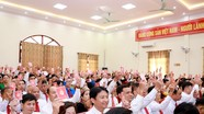 Bế mạc Đại hội đại biểu Đảng bộ huyện Kỳ Sơn lần thứ XXIII, nhiệm kỳ 2020 - 2025