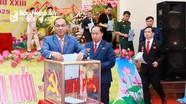 Khai mạc Đại hội đại biểu Đảng bộ huyện Kỳ Sơn nhiệm kỳ 2020 - 2025
