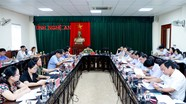 Bí thư Tỉnh ủy Thái Thanh Quý tiếp công dân phiên định kỳ tháng 8