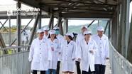 Phó Chủ tịch nước Đặng Thị Ngọc Thịnh thăm, làm việc tại Nghệ An