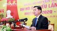 Đưa Anh Sơn phát triển nhanh, bền vững, thành điểm sáng toàn diện của miền Tây Nghệ An