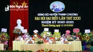 Đại hội đại biểu Đảng bộ huyện Thanh Chương lần thứ XXXI tiến hành phiên trù bị