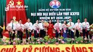 Bế mạc Đại hội đại biểu Đảng bộ huyện Nam Đàn lần thứ XXVII, nhiệm kỳ 2020 -2025