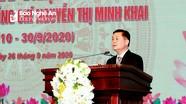 Tấm gương của đồng chí Nguyễn Thị Minh Khai sống mãi trong trái tim các thế hệ người Việt Nam