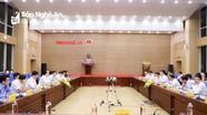 Bộ Giáo dục và Đào tạo sẽ thí điểm mô hình xây dựng trường bán trú ở vùng miền núi cao Nghệ An