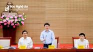 Chủ tịch UBND tỉnh: Chủ động triển khai ngay các nội dung Nghị quyết Đại hội đại biểu Đảng bộ tỉnh