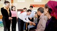 Tỉnh Thanh Hóa ủng hộ đồng bào Nghệ An khắc phục thiệt hại do lũ lụt