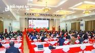 Khai mạc kỳ họp thứ 17, HĐND tỉnh Nghệ An khóa XVII