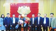 Thường trực Tỉnh ủy Nghệ An gặp mặt cán bộ nghỉ hưu theo chế độ