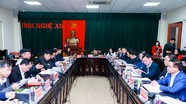 Bí thư Tỉnh ủy Thái Thanh Quý tiếp công dân phiên định kỳ tháng 1