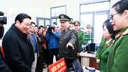 Đại tướng Tô Lâm cắt băng khánh thành trụ sở công an xã biên giới ở Nghệ An