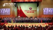 Ban Chấp hành Trung ương Đảng khóa XIII ra mắt Đại hội