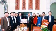 Bí thư Tỉnh ủy Thái Thanh Quý thăm, chúc Tết các nhân sỹ, trí thức, văn nghệ sỹ  tiêu biểu