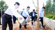 Nghệ An phát động 'Tết trồng cây đời đời nhớ ơn Bác Hồ' Xuân Tân Sửu 2021
