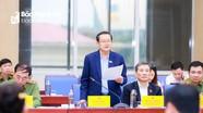 Ủy ban Thường vụ Quốc hội, Hội đồng Bầu cử Quốc gia kiểm tra công tác chuẩn bị bầu cử tại Nghệ An