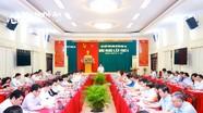 Ban Chấp hành Đảng bộ tỉnh Nghệ An khóa XIX cho ý kiến về việc triển khai công tác bầu cử