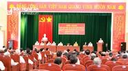 Ứng cử viên đại biểu HĐND tỉnh khóa XVIII tiếp xúc cử tri thành phố Vinh