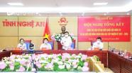 Tổng kết công tác bầu cử đại biểu Quốc hội khóa XV và đại biểu HĐND các cấp tại Nghệ An