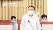 Giám đốc Sở Y tế Nghệ An: '40 - 50 hộ gia đình thành lập một tổ truy vết Covid-19 trong cộng đồng'