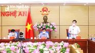 Chủ tịch UBND tỉnh: Tiếp tục đổi mới cải cách hành chính theo hướng 'nhanh - đúng - hiệu quả'