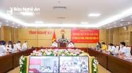 Bốn nhóm giải pháp để bảo vệ thành quả chống dịch, duy trì trạng thái bình thường mới ở Nghệ An