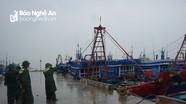 BĐBP tỉnh kiểm tra công tác phòng chống cơn bão số 3