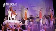 Nghệ An giành 4 Huy chương tại liên hoan ca múa nhạc chuyên nghiệp toàn quốc