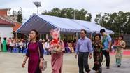 Báo Nghệ An tham dự lễ tưởng niệm 67 năm ngày mất anh hùng Võ Thị Sáu tại Côn Đảo