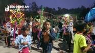 Hàng trăm suất quà Trung thu sớm cho trẻ em vùng biên