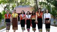 Một nét duyên dáng của phụ nữ dân tộc Thái ở Nghệ An