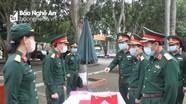 Quân khu 4 mở rộng khu cách ly phòng chống dịch Covid - 19 tại Cửa Hội