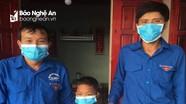 Trao Giấy khen cho học sinh lớp 3 ở Nghệ An cứu 2 em bé thoát đuối nước