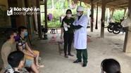 Dân bản biên giới Nghệ An đề xuất cho con em đi làm ăn xa trở về cách ly tập trung
