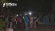 Nghệ An tiếp nhận gần 100 người từ nước ngoài về cách ly trong đêm