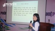 Nghệ An khai trương Phòng Hỗ trợ phụ nữ khởi nghiệp