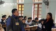 Tấm gương vượt khó học giỏi của cậu học trò khuyết tật ở Nghệ An