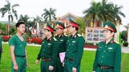 Bộ Chỉ huy quân sự tỉnh kiểm tra công tác huấn luyện chiến sỹ mới